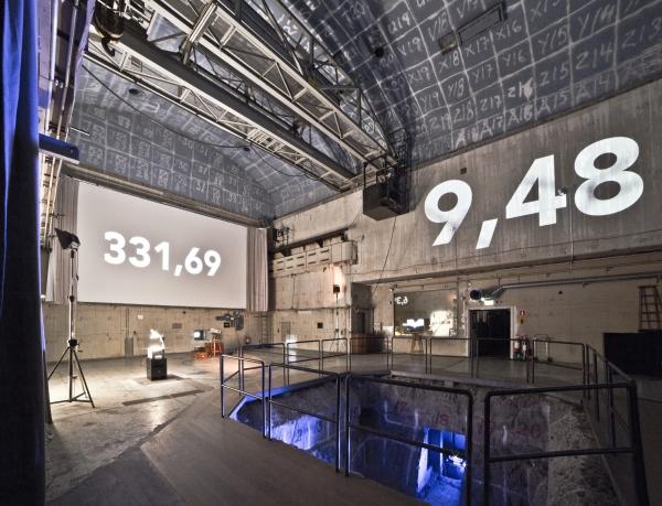 "Picture of ""Data Economy"" exhibition"